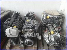 Megan 1.6 16v Çıkma Motor
