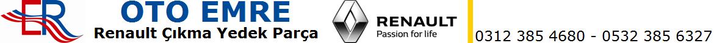 Emre Renault Çıkma Parça Merkezine